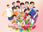 PNG #05 LIKE SEVENTEEN POSTER*13