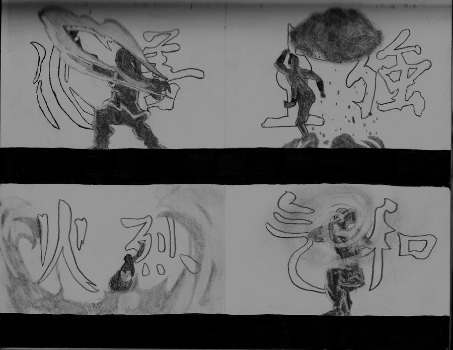 avatar opening sequence by wickeddramachildren1 on deviantart