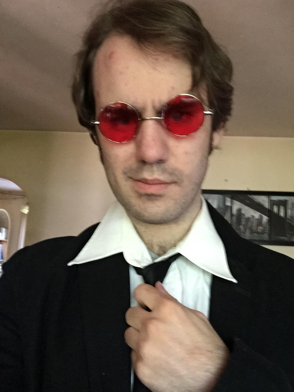 Daredevil Glasses Netflix