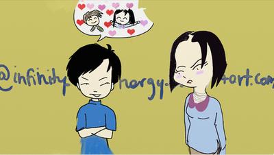 Siblings by infinityenergy