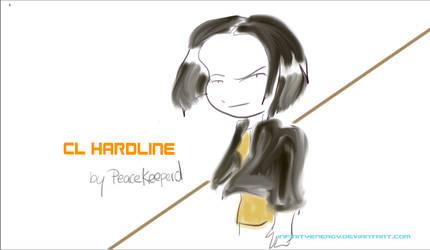 CL Hardline : Yumi Ishiyama by infinityenergy