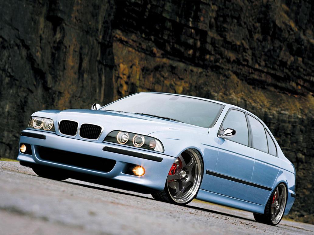 BMW 5 series by JanneTheGreat
