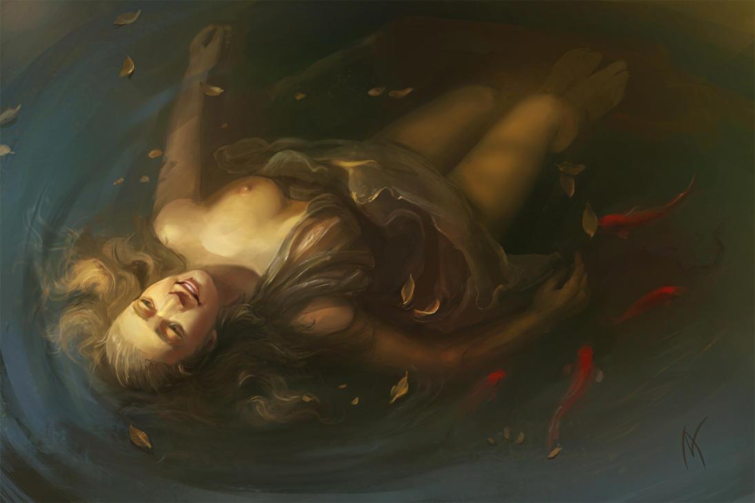Fish by anna-lakisova