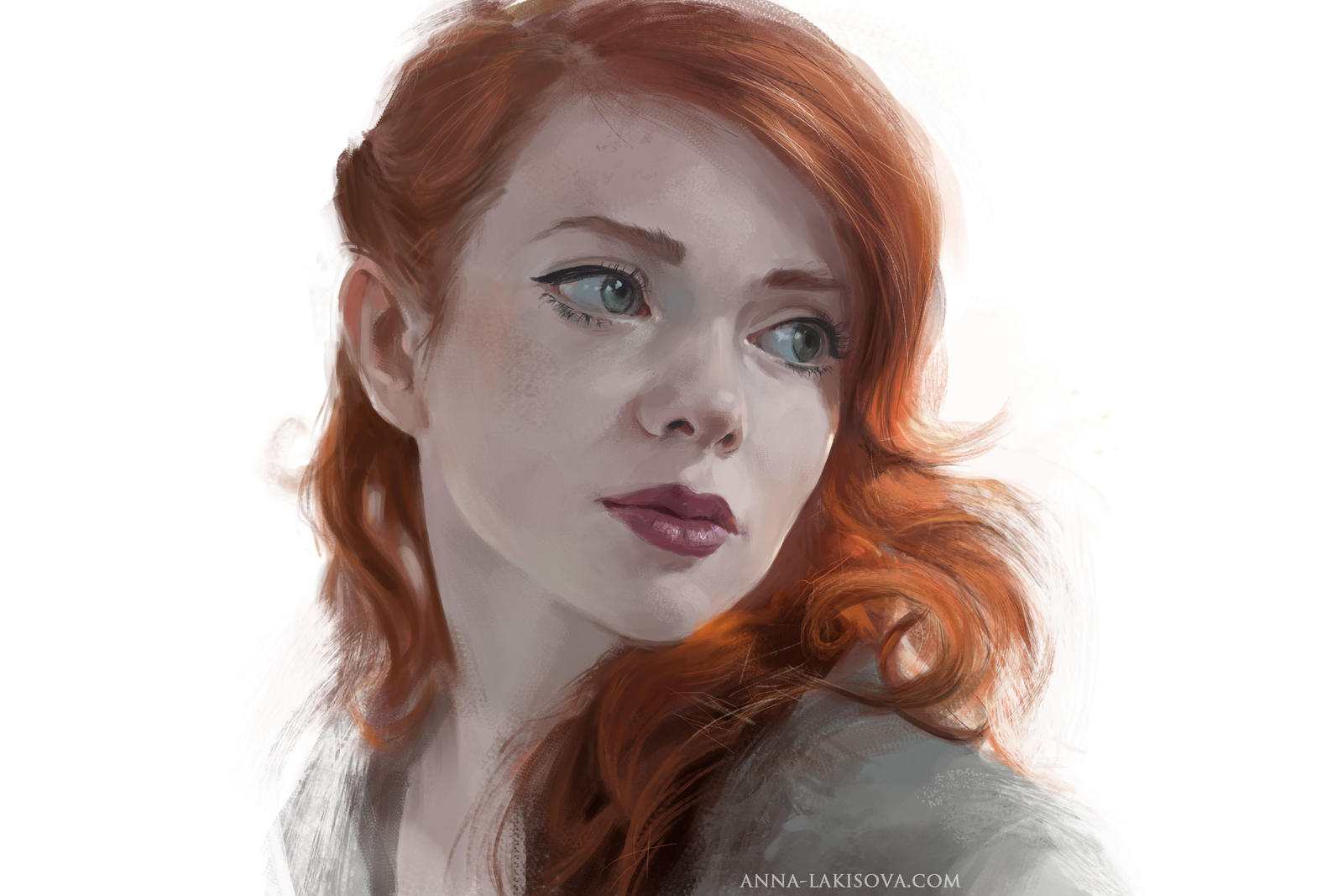 redhead by zvepywka