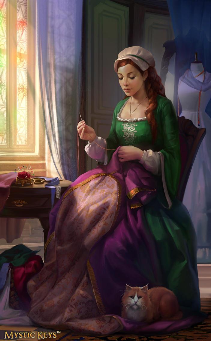 Dressmaker by zvepywka