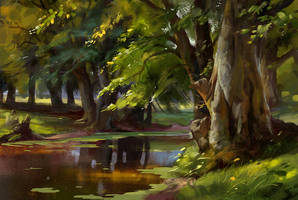 Landscape by anna-lakisova
