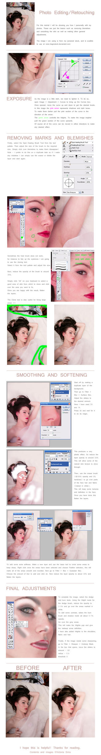 Basic Photo Editing Tutorial by TheTragicTruth-Of-Me