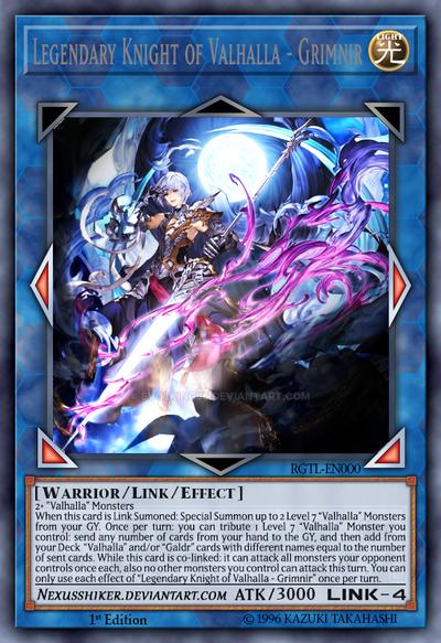 [Ragnarok's Tales] Legendary Knight of Valhalla by EvolKing96