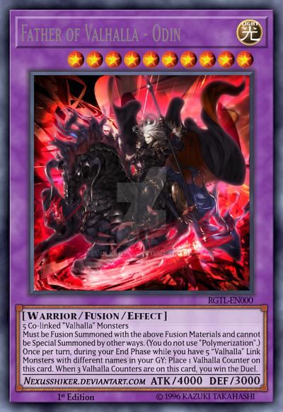 [Ragnarok's Tales] Father of Valhalla - Odin by EvolKing96