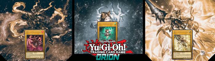 Yu-Gi-Oh! Orion by EvolKing96