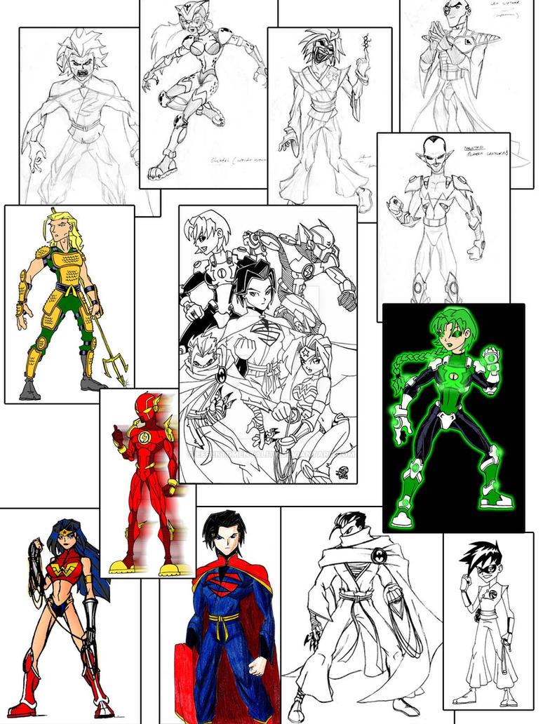 Manga DC by effektdmentality