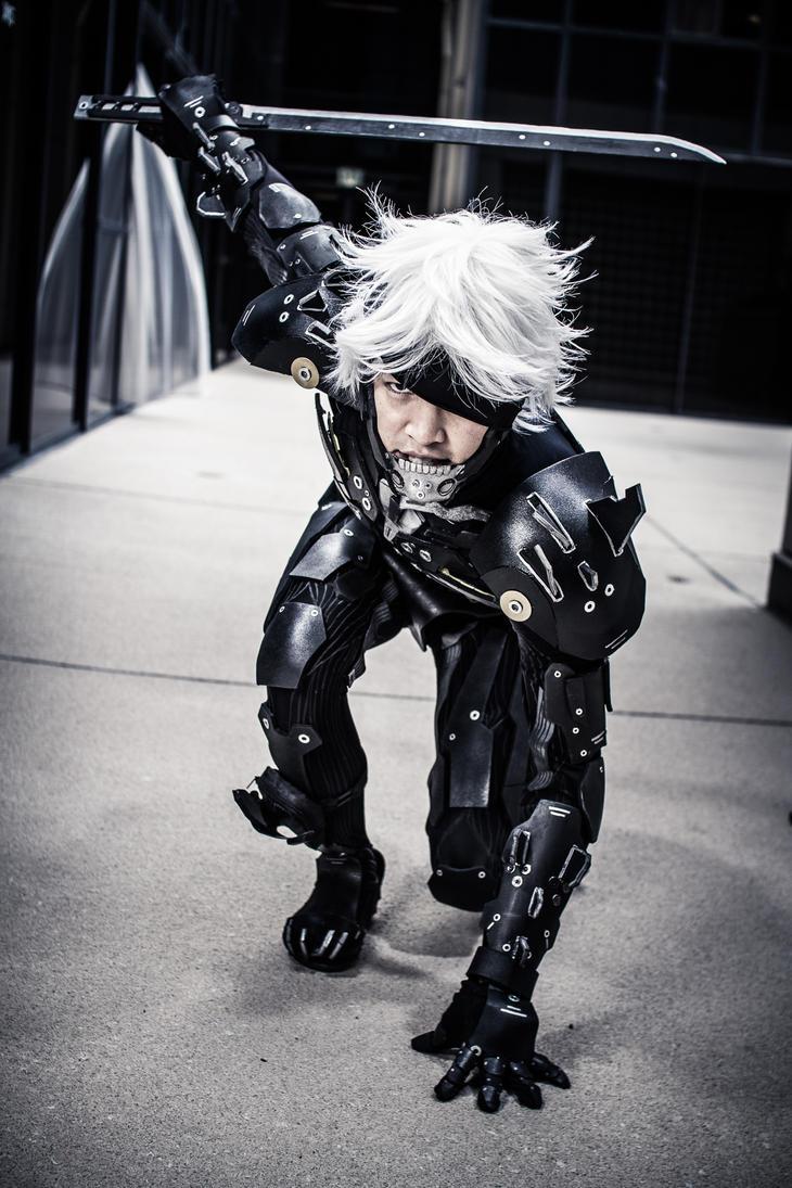 Revengeance Raiden - I'm Just the Reaper by ...