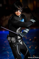 YJ Nightwing - Eskrima by effektdmentality