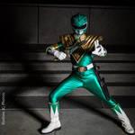 MMPR Green Ranger: Strike