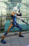 Gray Fox: Cyborg Ninja