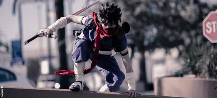Strider Hiryu: Hunting the Grandmaster