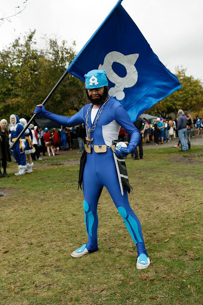 Archie: Team Aqua's Leader! by effektdmentality
