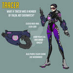 Overwatch Fan Skin: Talon Tracer
