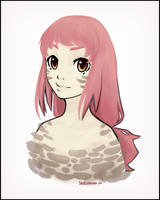 Yuna by tawahane