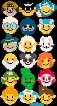 Dofus emojis