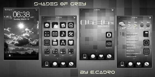 Shades Of Grey by ECadro
