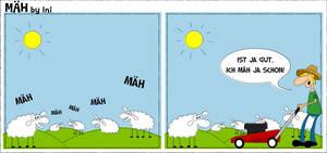 Cartoon by Inilein