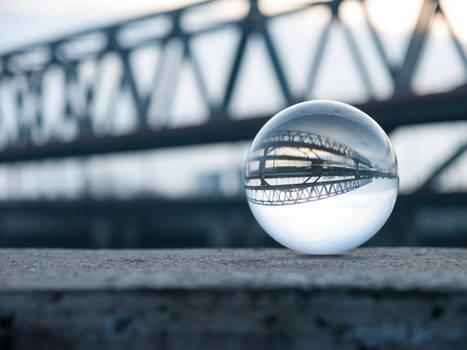 STOCK crystal ball