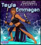 Teyla Emmagan by xoxSkittlesxox