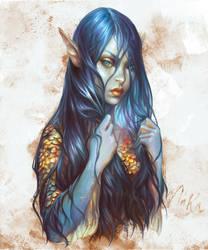 Aina by Maradraws