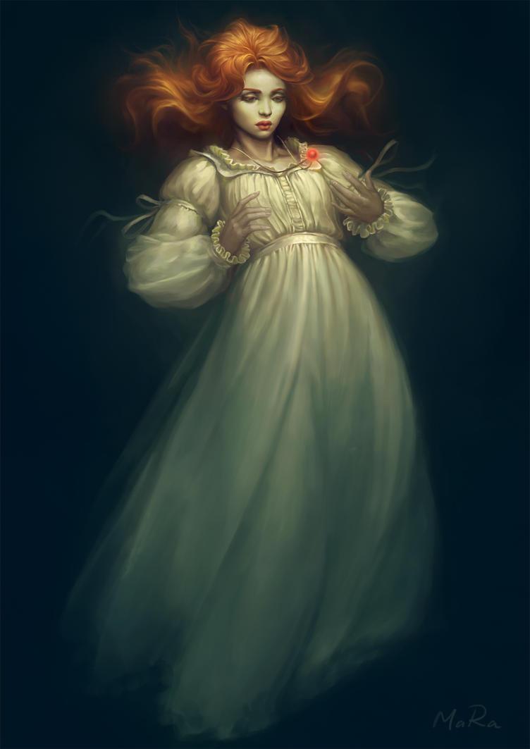 The Drowned Princess by Maradraws