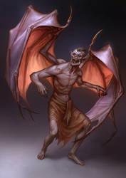 Nosferatu by Maradraws