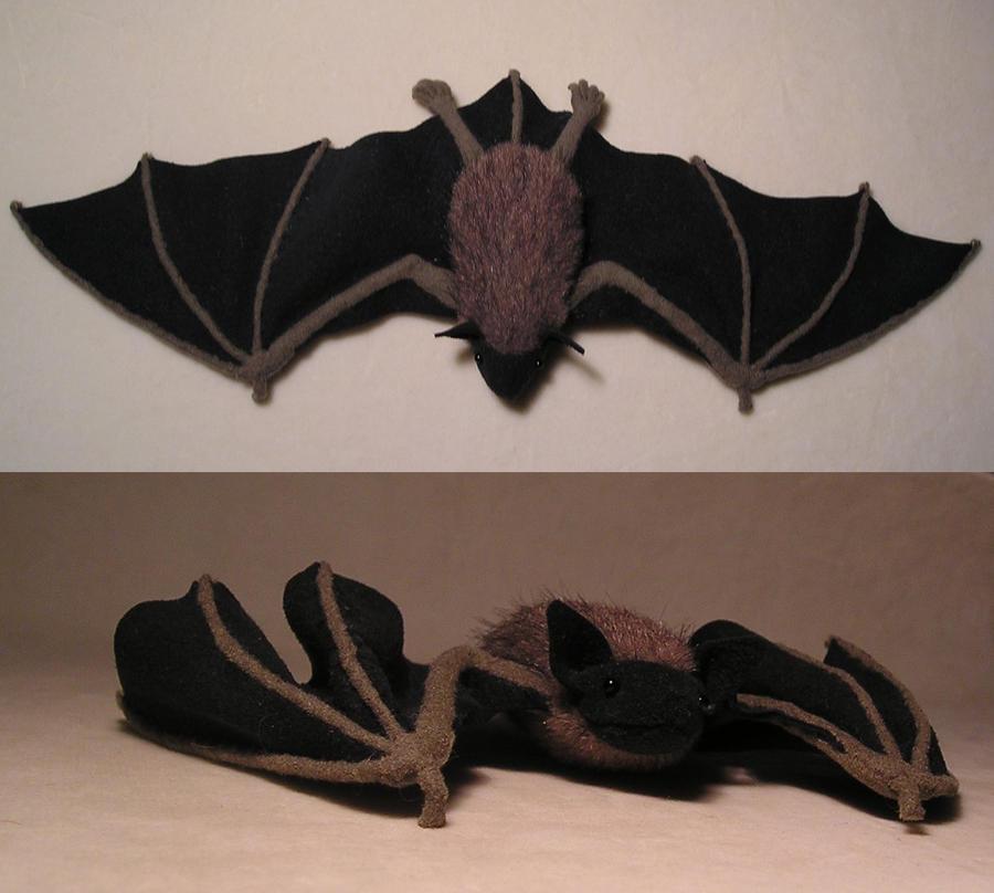 Common Pipistrelle by ellis-animals