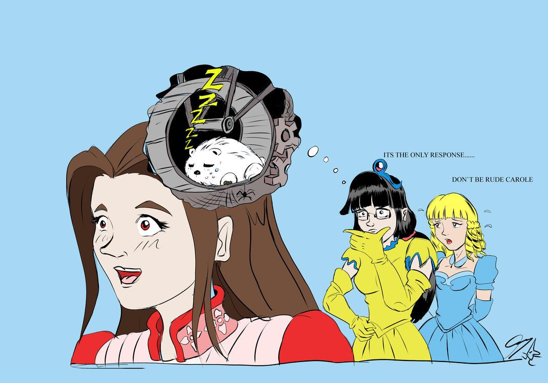 Zoey Mind by piojote