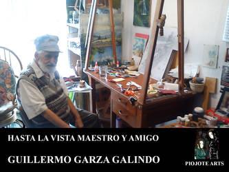 Maestro Guillermo Garza Galindo  Memorial