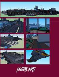 Atlen Class Destroyer
