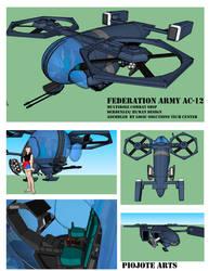 AC-12 Combat Ship
