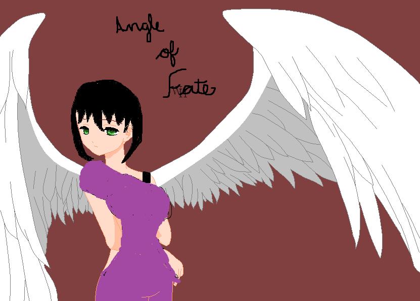 My Angle Of Fate by ILOVEALLMANGA