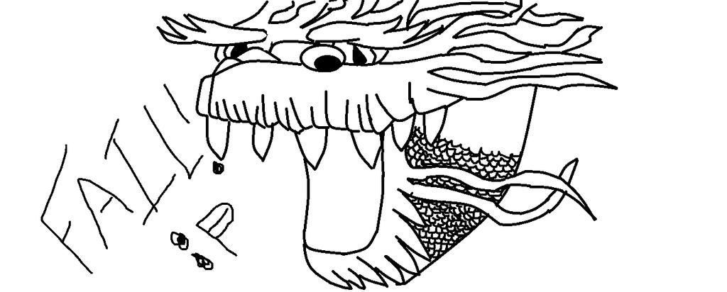 Dragon Fail by ILOVEALLMANGA