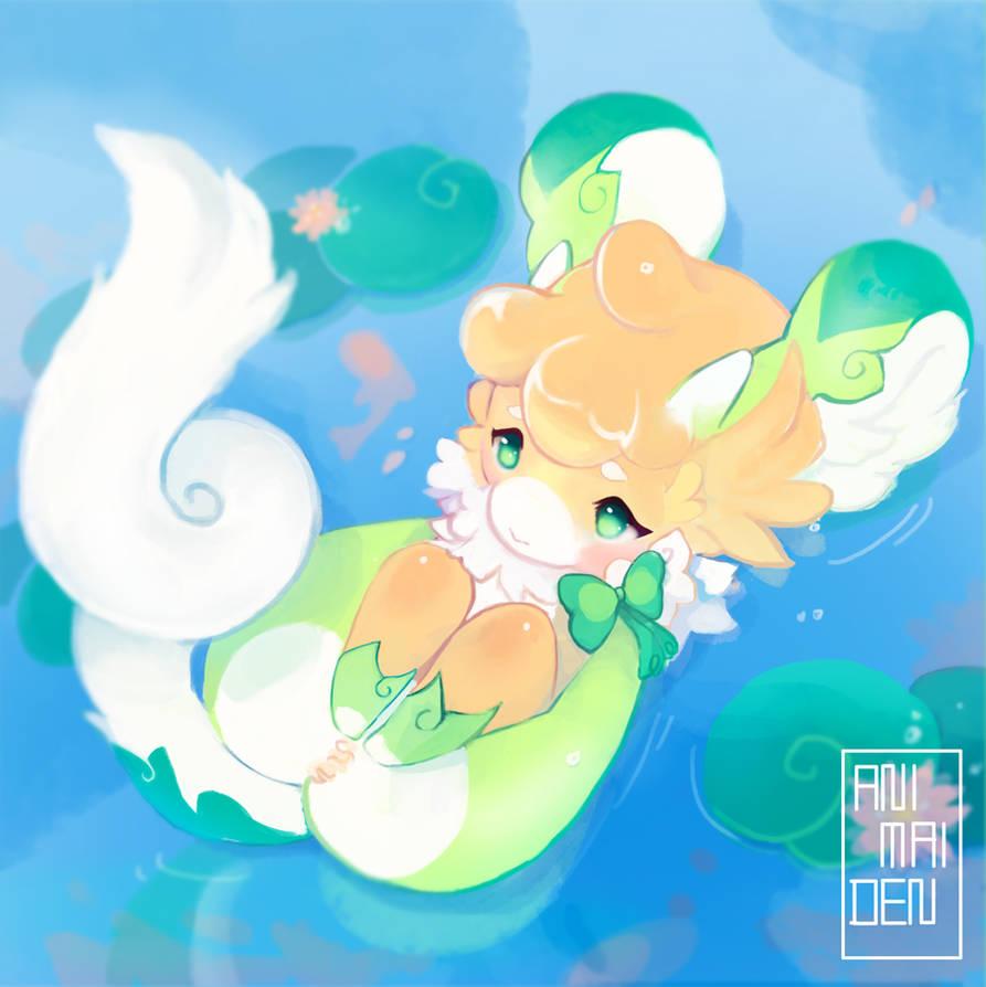 DTA: Bashful Spring by animaiden