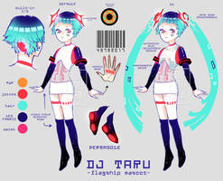 [OC] DJ Taru by animaiden