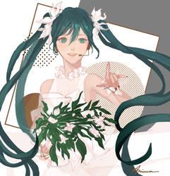 Bridal Miku