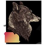 Wolf Tag by daeke0