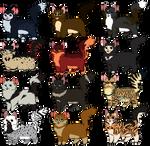 Zodiac Adopts 1/12 OPEN