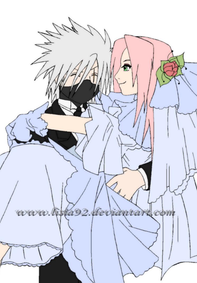 KakaSaku Wedding by lisia92