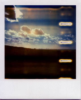 Beach polaroid 5