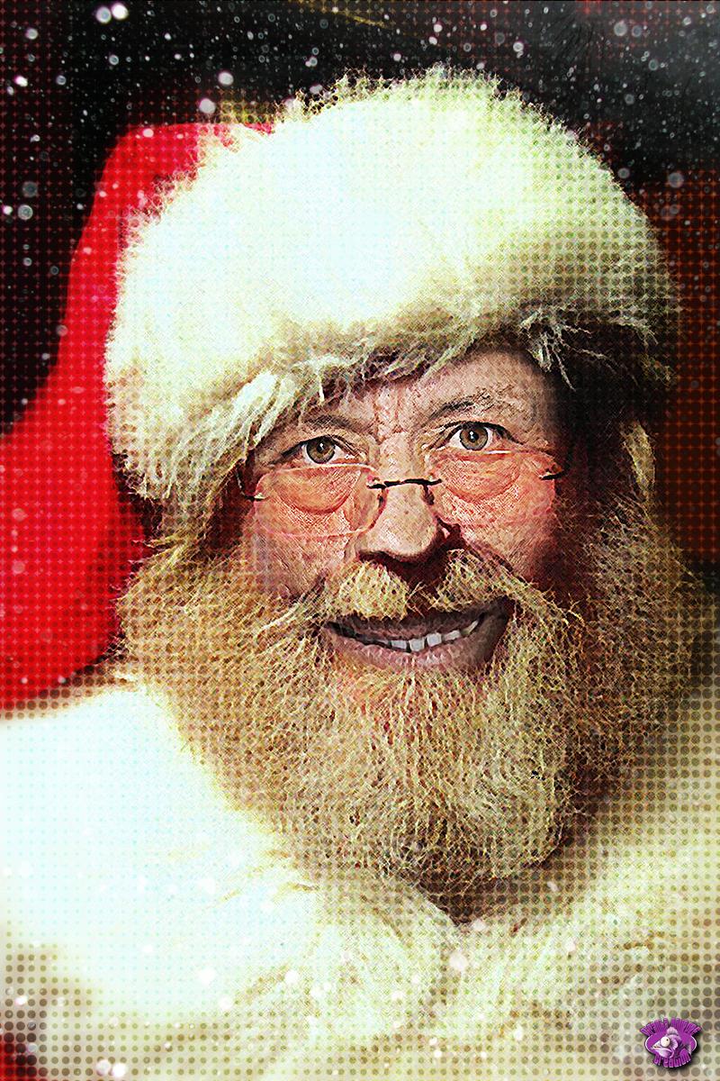 Machete Like Christmas by PiranhaPourpreCrea
