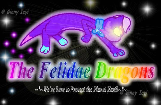 The Felidae Dragons - Teaser Cover