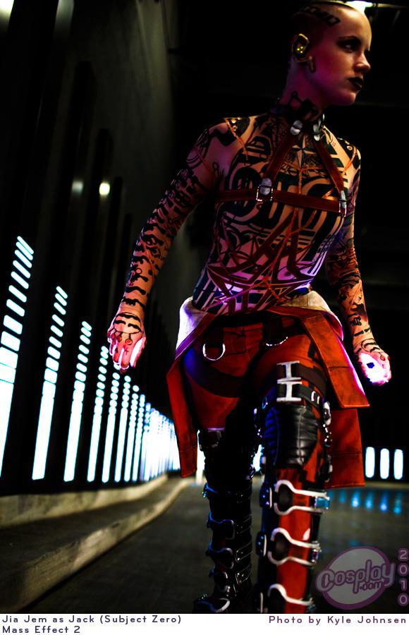 Jack - Mass Effect 2 by kjphoto