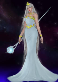 Aurora Seray - Phantasya-Naos'OC contest