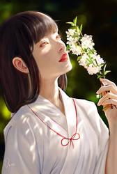Kikyo by JiDu276